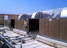 DX Cooling System