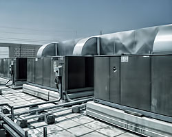 Services for DX Cooling System